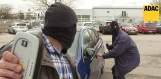 κλοπή αυτοκινήτου