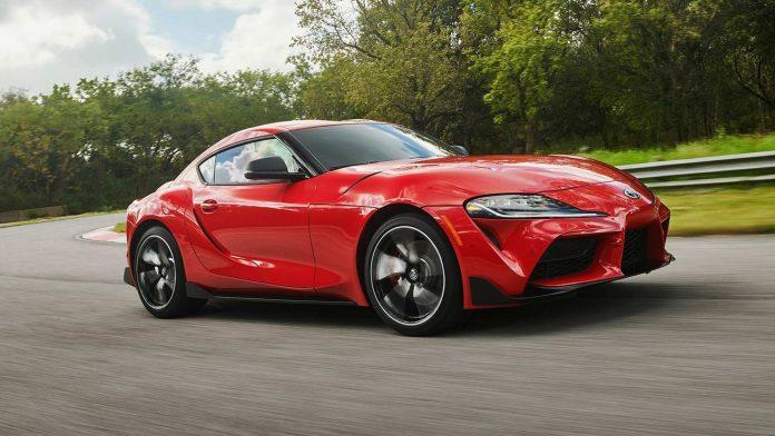 Toyota GR Supra τιμές