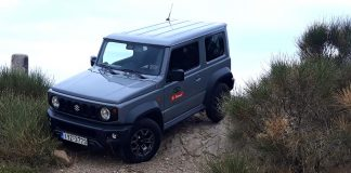 Suzuki Jimny υβριδικό