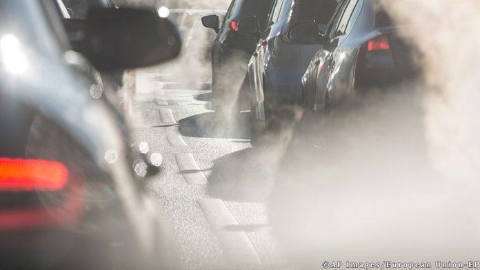 co2 αύξηση ρύπων, 2020, Ευρωπαϊκός Οργανισμός Περιβάλλοντος