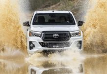 Toyota Hilux πωλήσεις χώρες