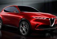 Alfa Romeo Tonale SUVs FCA