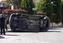 Παραβίαση ΚΟΚ τροχαία ατυχήματα έρευνα 2020