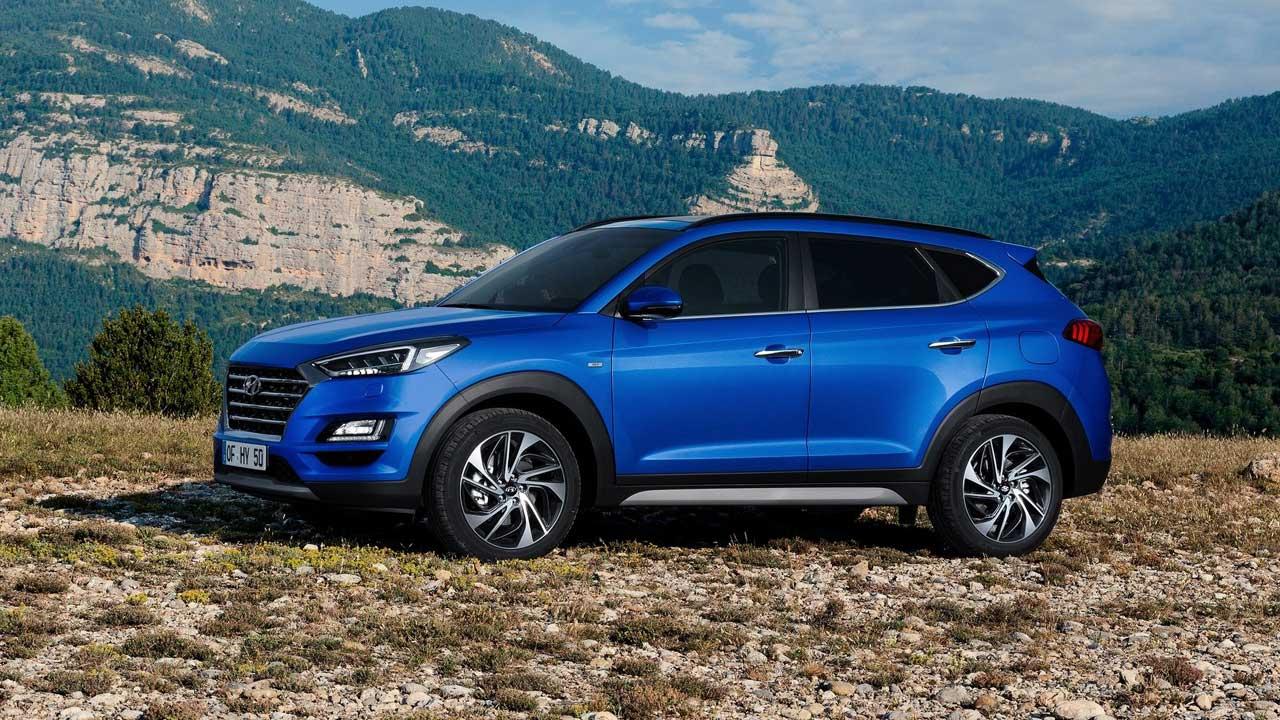Το νέο Hyundai Tucson είναι υβριδικό και diesel