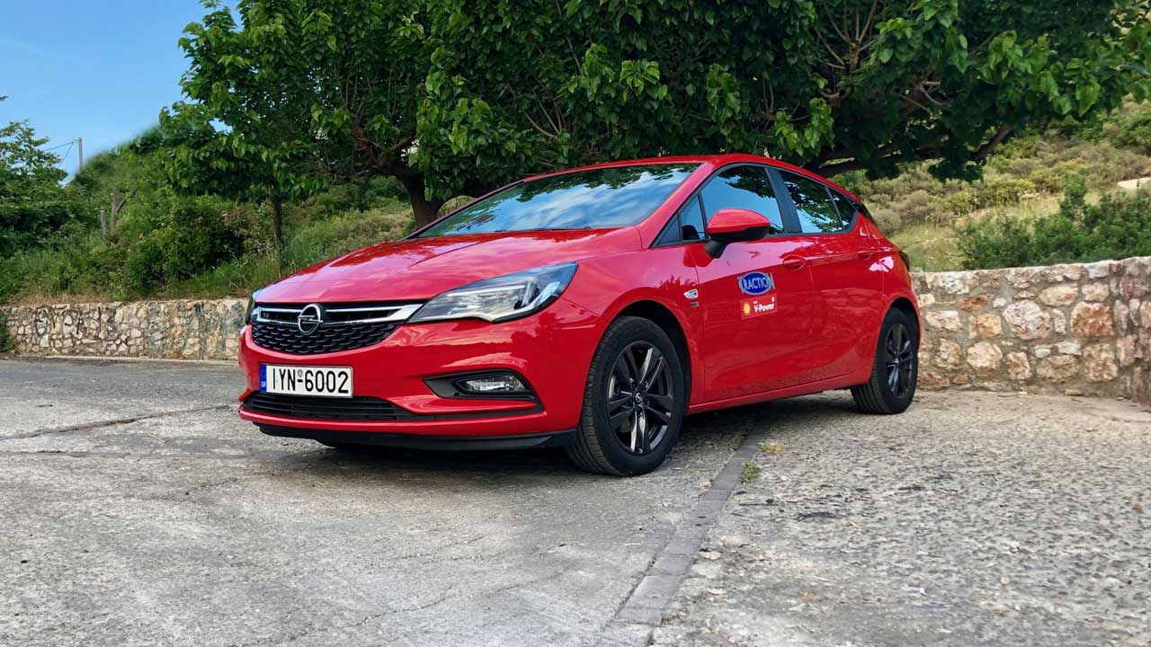 Opel astra 1400 turbo