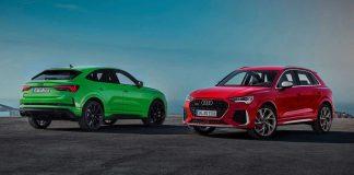 Audi RS Q3 τιμές Ελλάδα