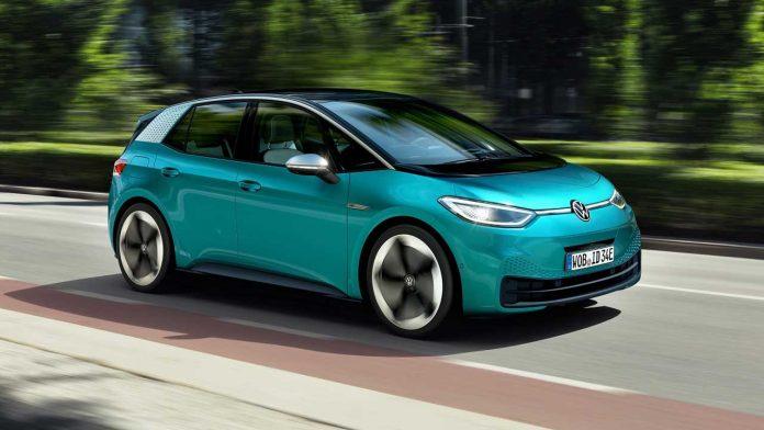 VW ηλεκτρικά