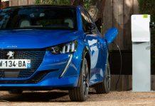 Peugeot 208 e 2020