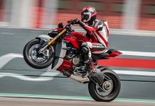 ducati streetfighter V4 2020