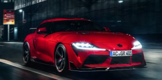 AC Schnitzer Toyota GR Supra 2020