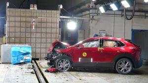 euroncap crash test