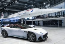 Aston Martin DBS Superleggera Concorde SE