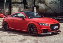 audi tt rs r abt limited