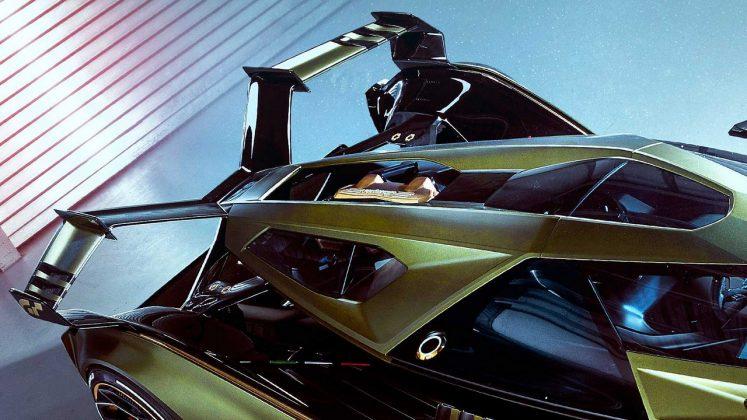 Lambo V12 Vision Gran Turismo