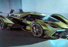 Lambo V12 Vision Gran Turismo 2020