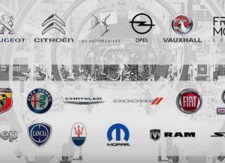 Stellantis Group PSA-FCA συγχώνευση