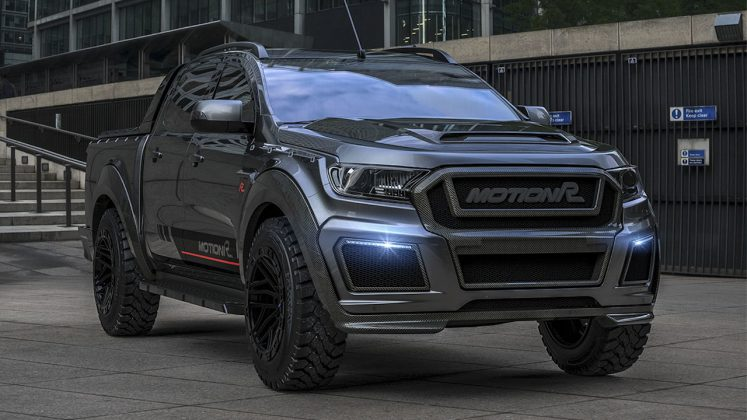 2020 MotionR Design Ford Ranger