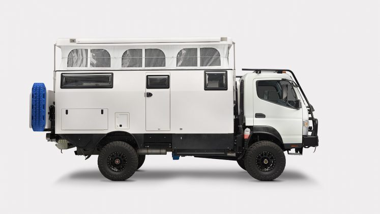 EarthCruiser EXP 2020