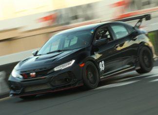 Honda Performance Development Civic Type R TC Race Car