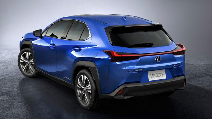 Lexus UX300e 2020ηλεκτρικό