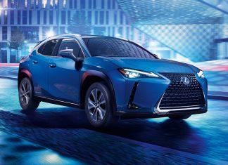 Lexus UX300e 2020