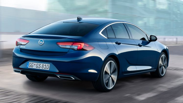 Opel Insignia 2020 facelift
