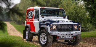 Jaguar Land Rover Bowler