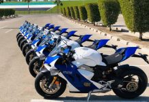 Ducati Panigale V4 Abu Dhabi