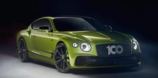 Bentley Continental GT Pikes Peak Special Edition 2019