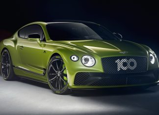 Bentley Continental GT Pikes Peak Special Edition 2019