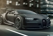 Bugatti Chiron Noire Edition