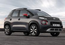 Citroen C3 Aircross C-Series 2020