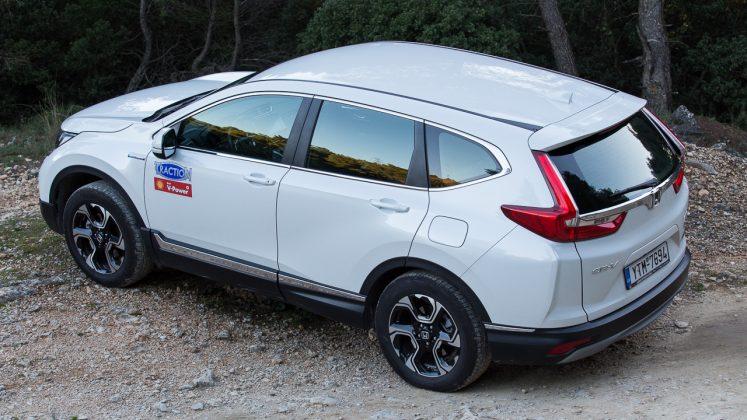 Honda CR-V 2.0 4WD Hybrid