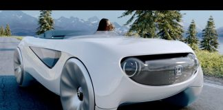 Augmented Driving Concept 2020