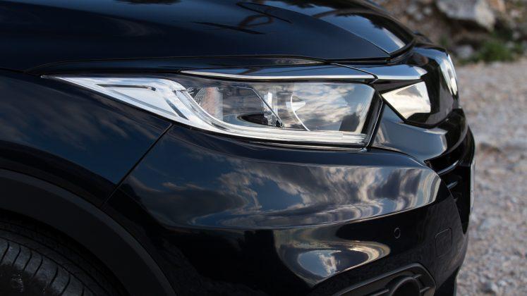 Honda HR-V δοκιμή TractioN 2019