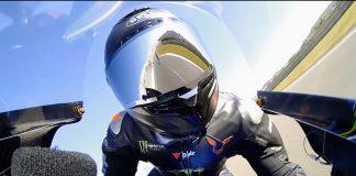 Lewis Hamilton Yamaha MotoGP