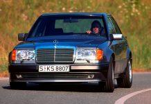 Mercedes W 124 500 E