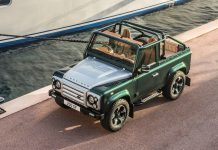 Land Rover Defender Overfinch