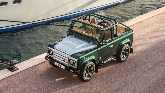 Land Rover Defender Overfinch