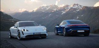 Porsche Taycan παραγγελίες