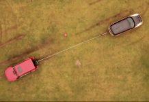 διελκυστίνδα mercedes vs range rover