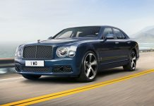 Bentley Mulsanne 6.75 Εdition by Mulliner