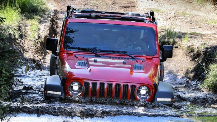 Jeep Wrangler τιμές 2020