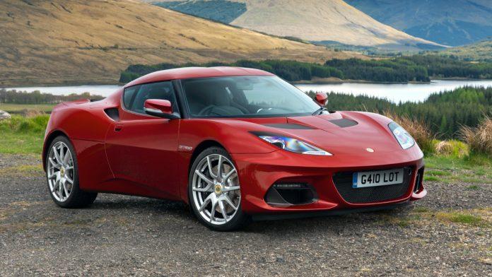 2020 Lotus Evora 410GT