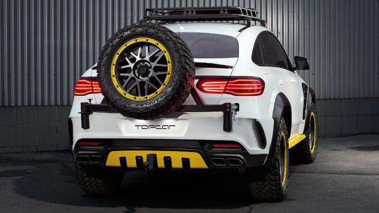 Mercedes GLE Inferno TopCar