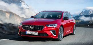2020 Opel Insignia GSi
