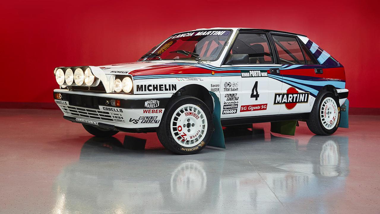 Lancia Martini Racing, Martini Racing