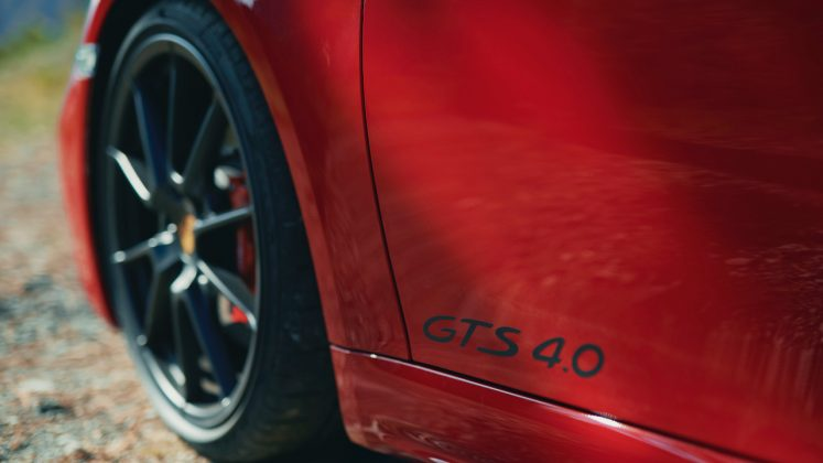 Porsche 718 Boxster GTS 4.0, 718 Cayman GTS 4.0