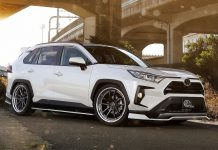 Toyota RAV4 Kuhl βελτίωση