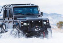 Himalaya Land Rover Defender